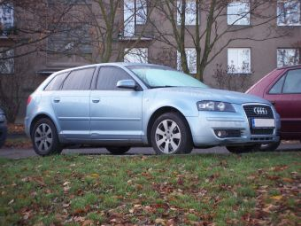 Reference chiptuning Audi A3 8P 2.0 FSI