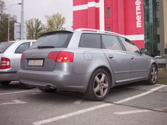 Reference chiptuning Audi A4 B7 2.0 TDI